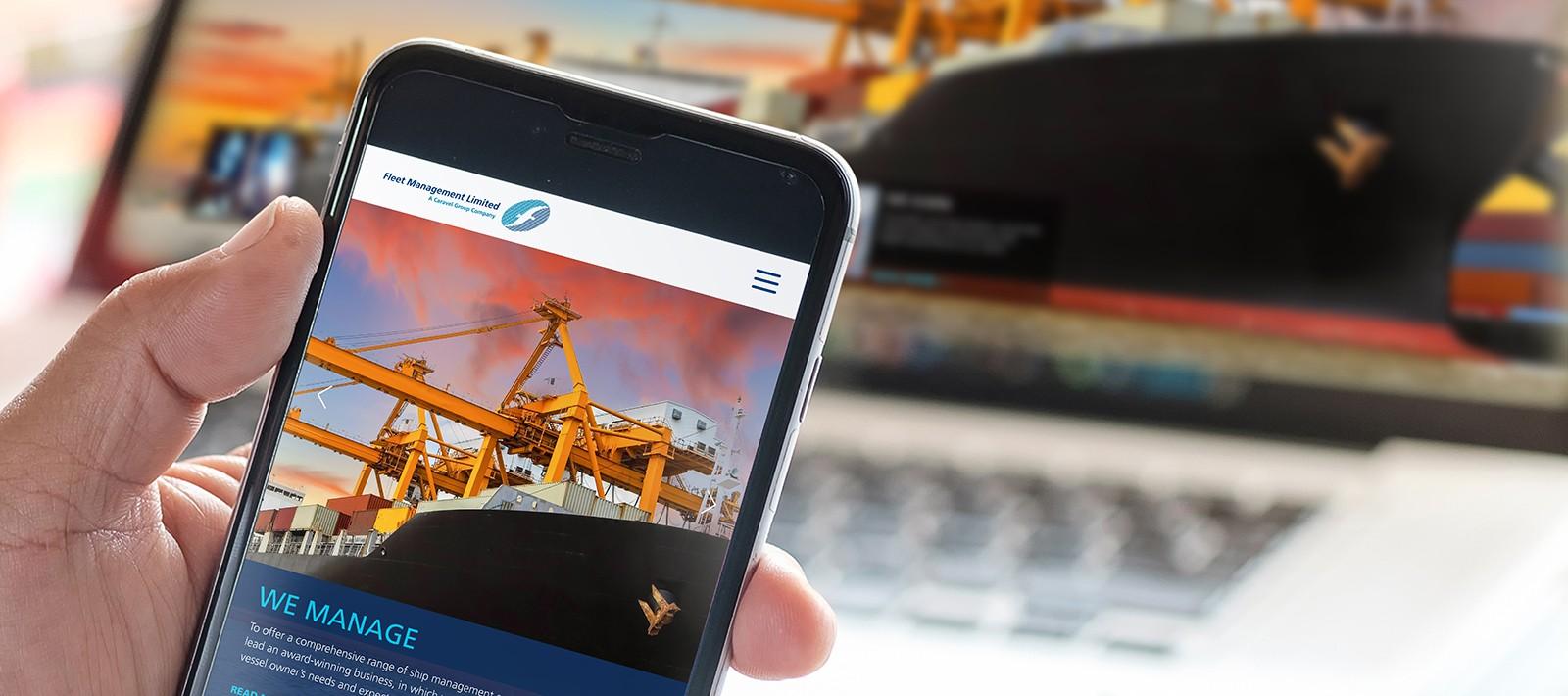 Online marketing for Fleet Management