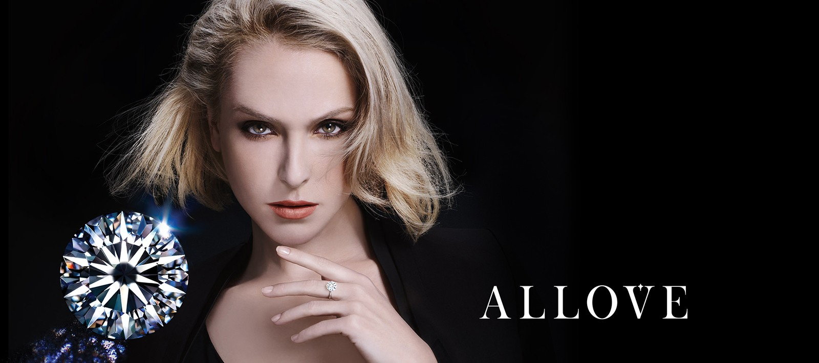 Integrated campaigns for a luxury jewellery brand
