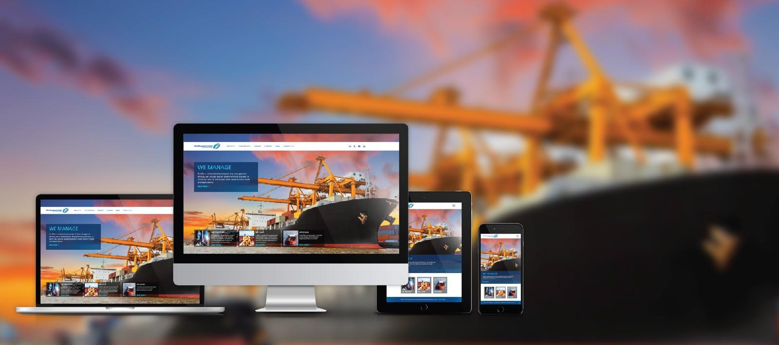 Web development for Fleet Management