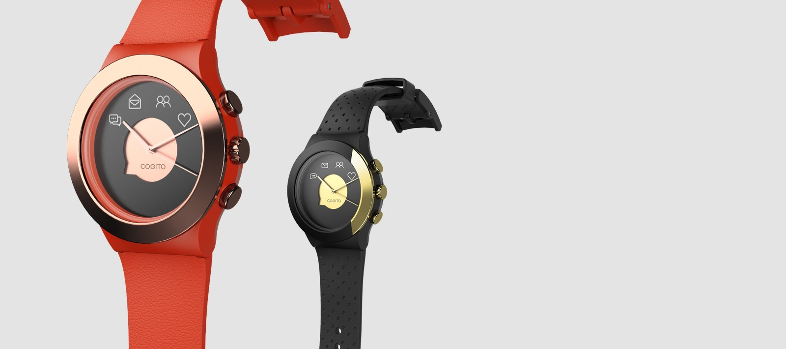 Fashion/tech product design for Cogito