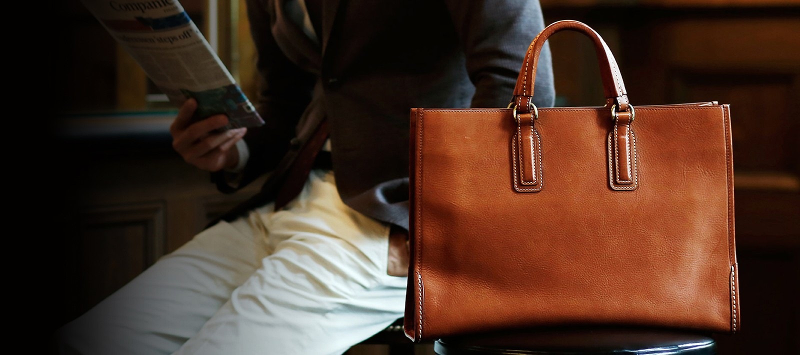 Brand strategy for a handbag company