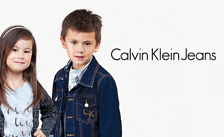 Calvin Klein Kids Photoshoot image