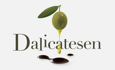Dalicatesen Brand Creation image